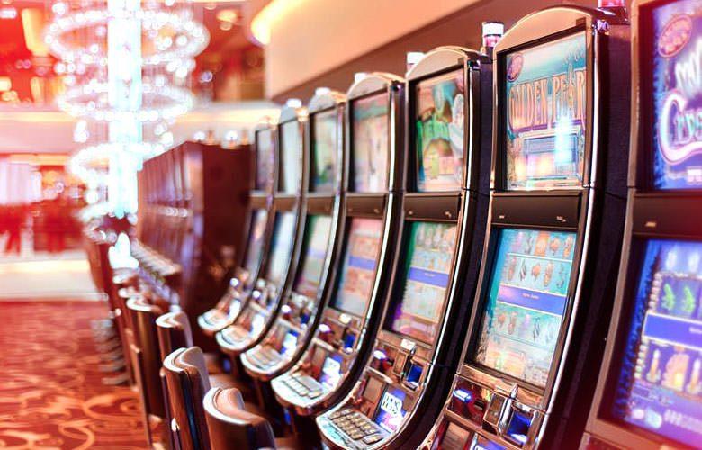 Kiosk based Slotgame System